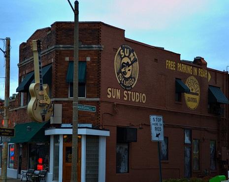 sun studios memphis flickr Carl Wycoff